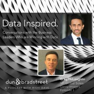 Data Inspired Greg McLaughlin